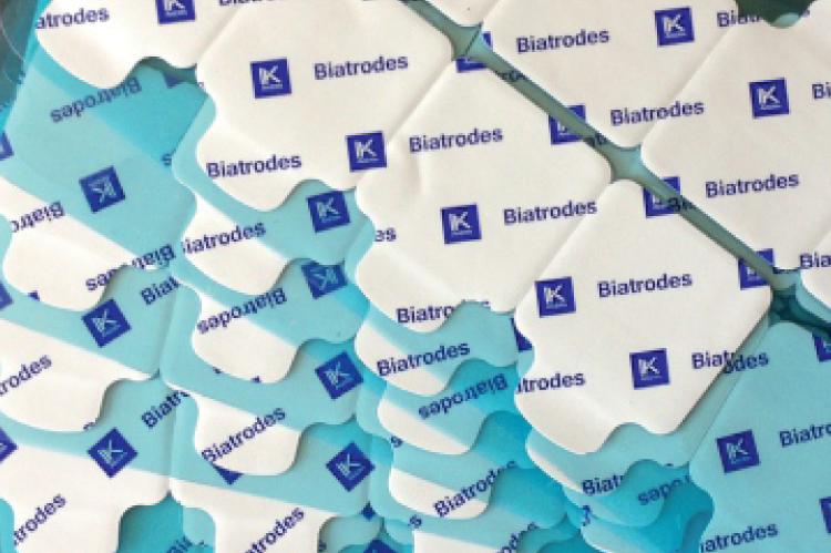 biatrodes, electrodes, bia meting